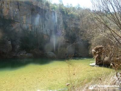 Hundido de Armallones - Alto Tajo; senderismo inolvidable; hiking free;viaje exclusivo